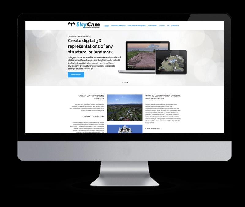 Skycam – Virtual Property Tour